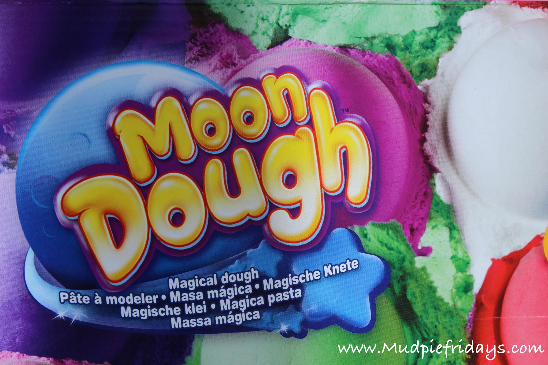 Moon Dough Logo