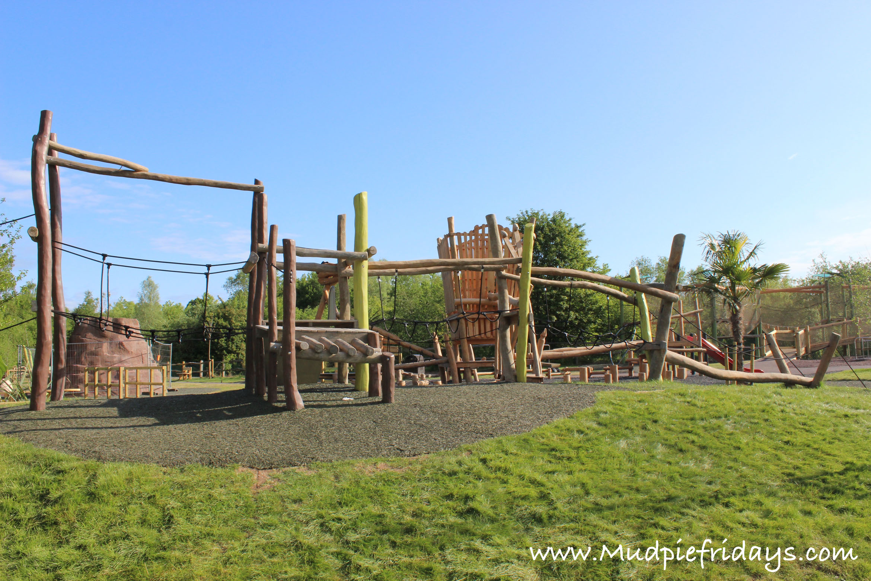 Dinosaur Island Play Park - Southwater