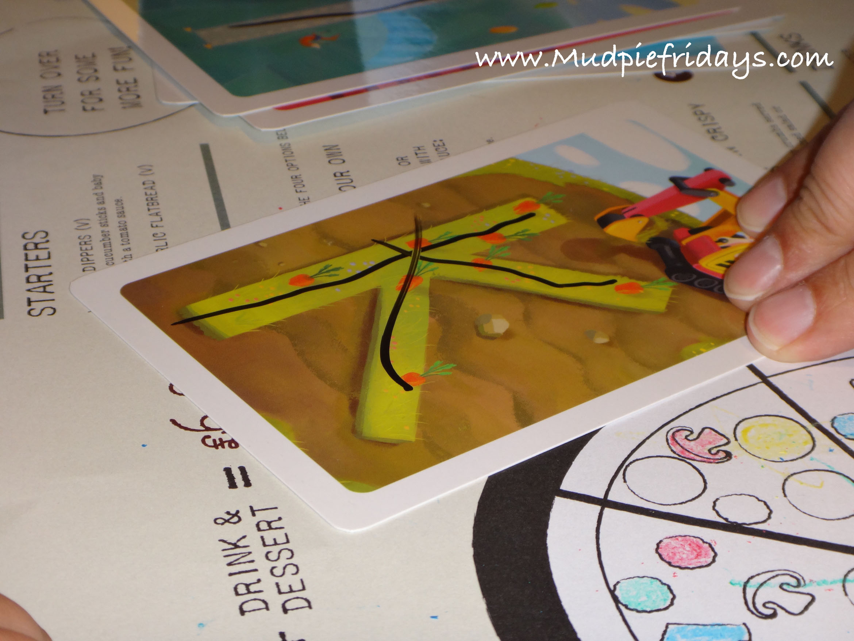 Appealing Rabbit Alphabet Cards