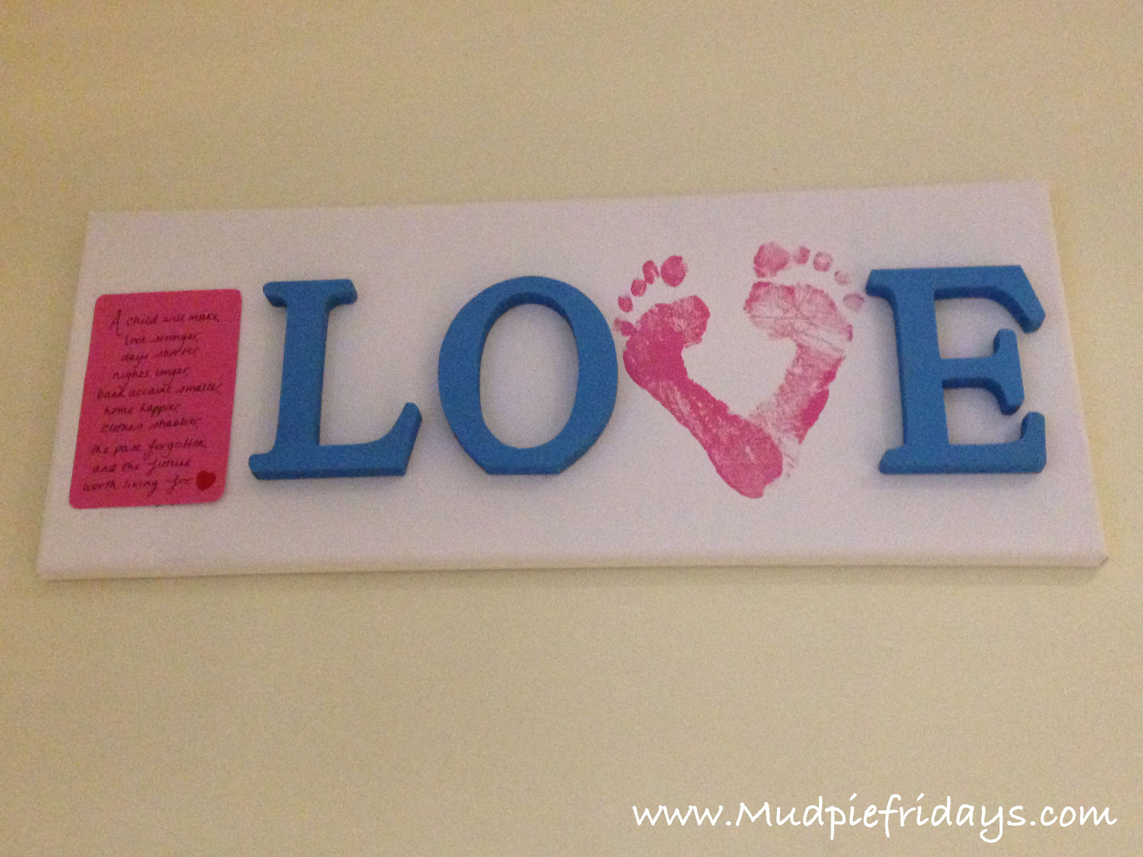 Easy DIY Fathers Day Gift - mudpiefridays.com