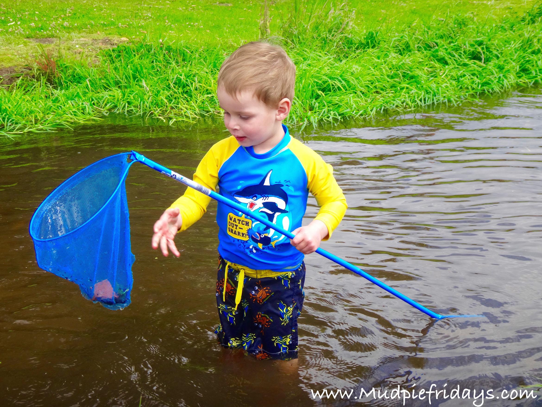 Fishing at Abginer Hammer