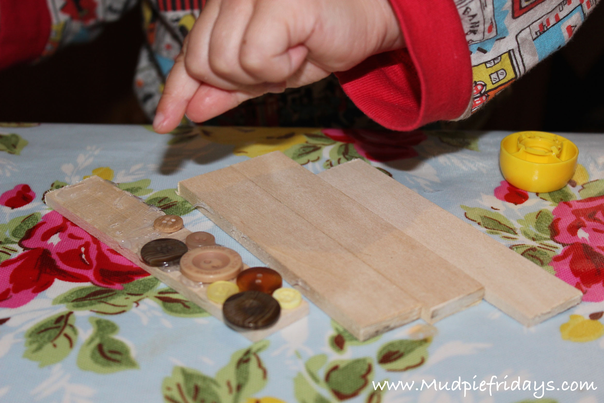 DIY Granola Bars Playfood