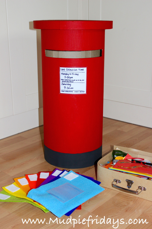 Invitation To Play Postman