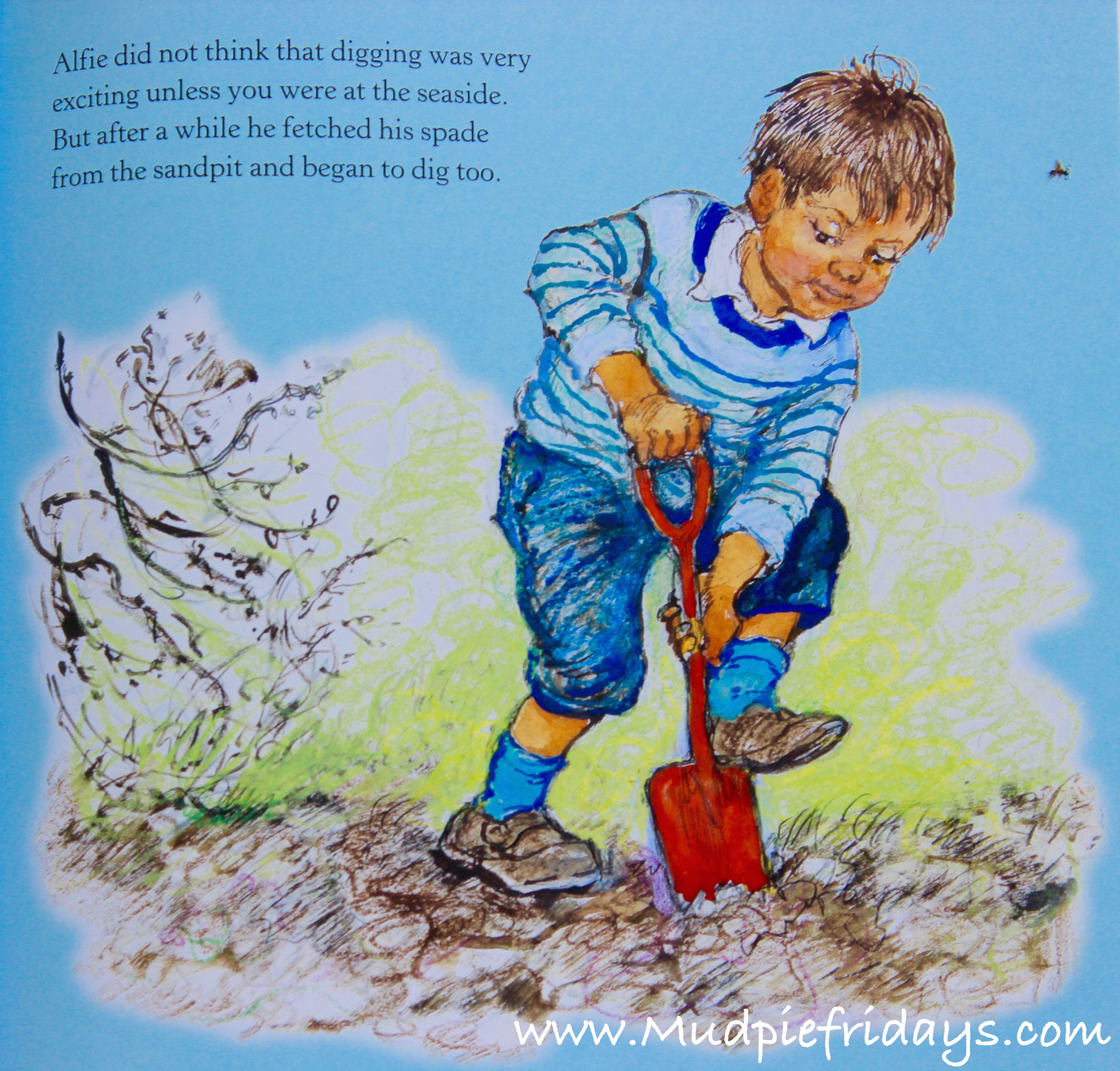 Alfie Outdoors Book Review