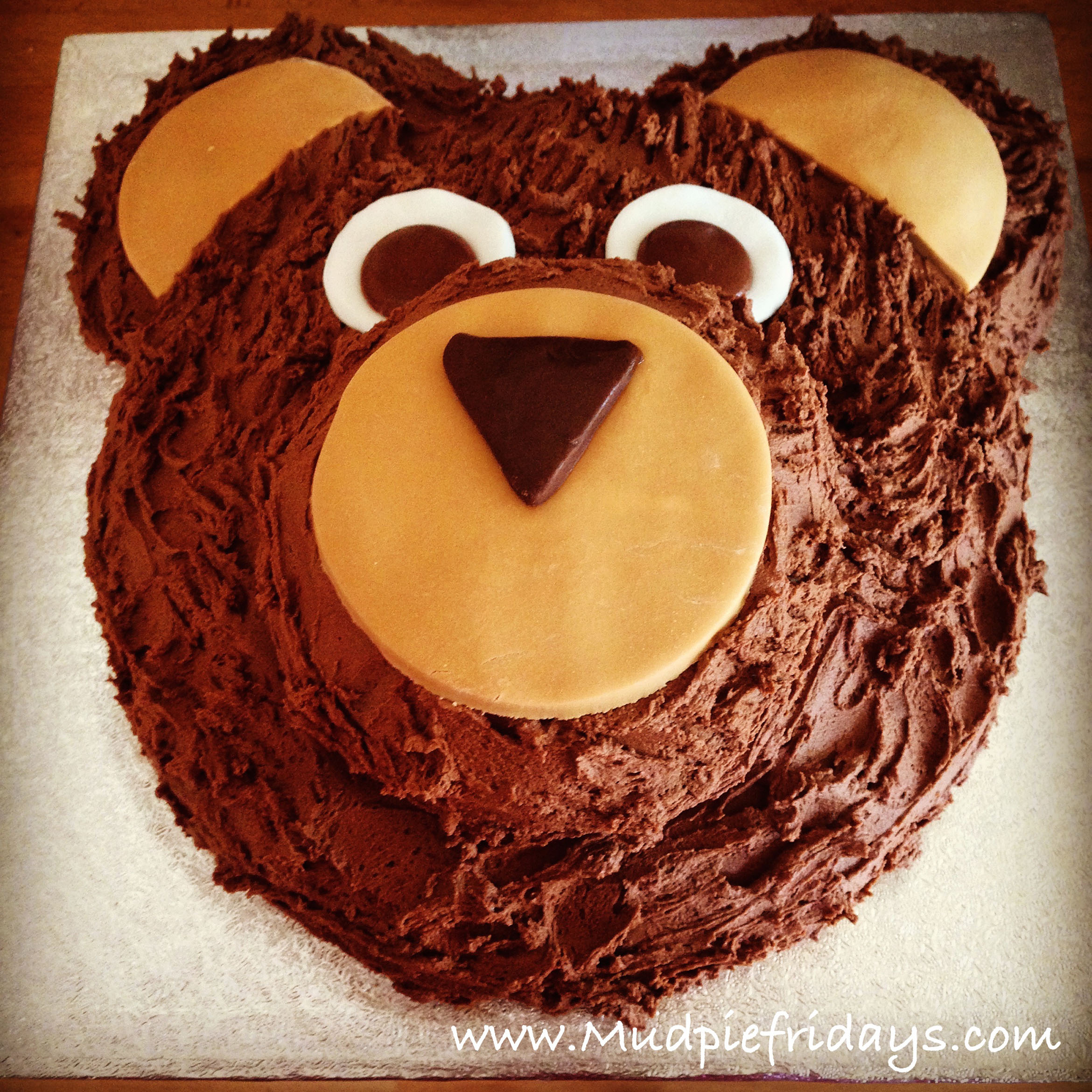 Going On Bear Hunt Cake Mudpiefridays