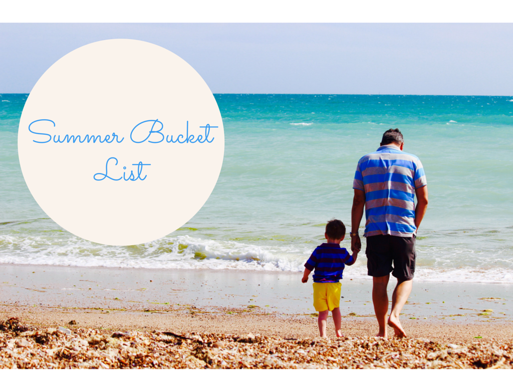 SummerBucket List