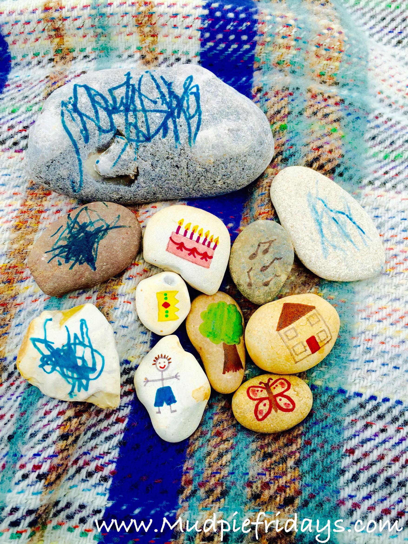 DIY Story Stones List