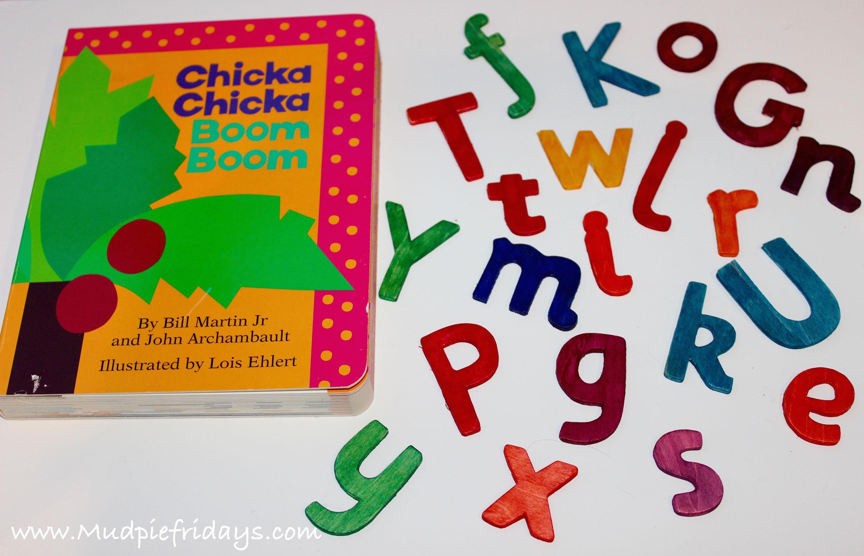Chicka Chicka  Craft