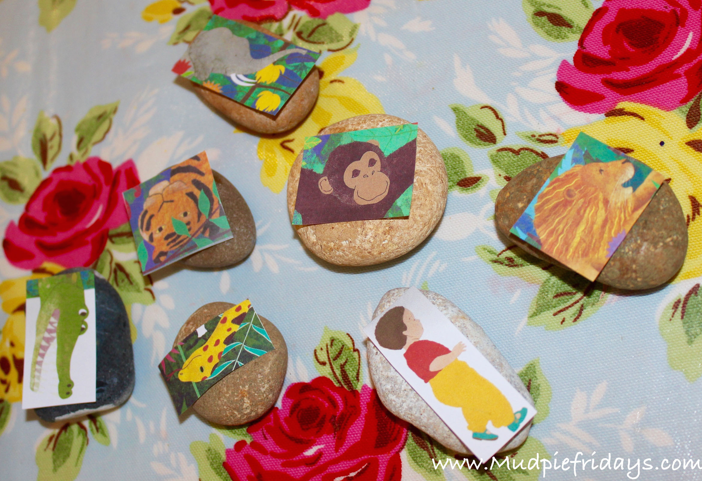 Making Story Stones