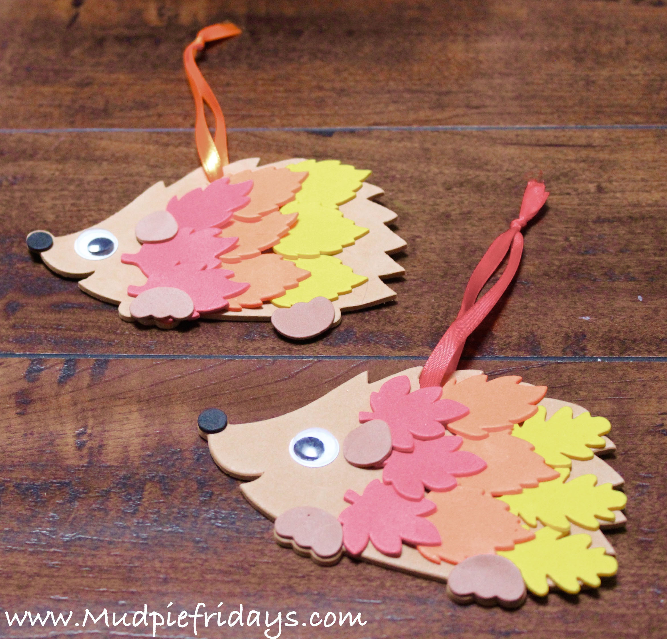 Hedgehog Decorating Kit