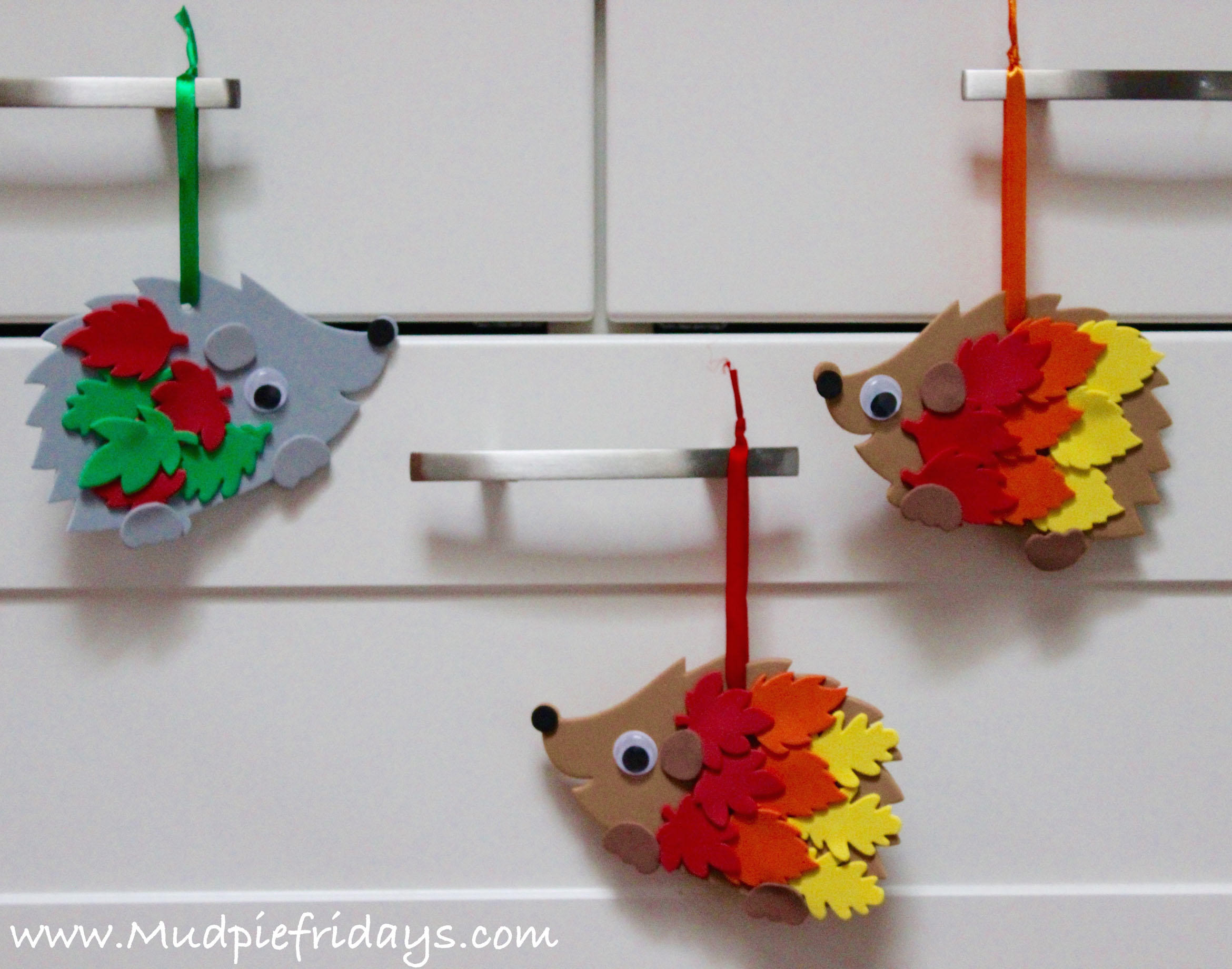 Hedgehog Decoration Kits