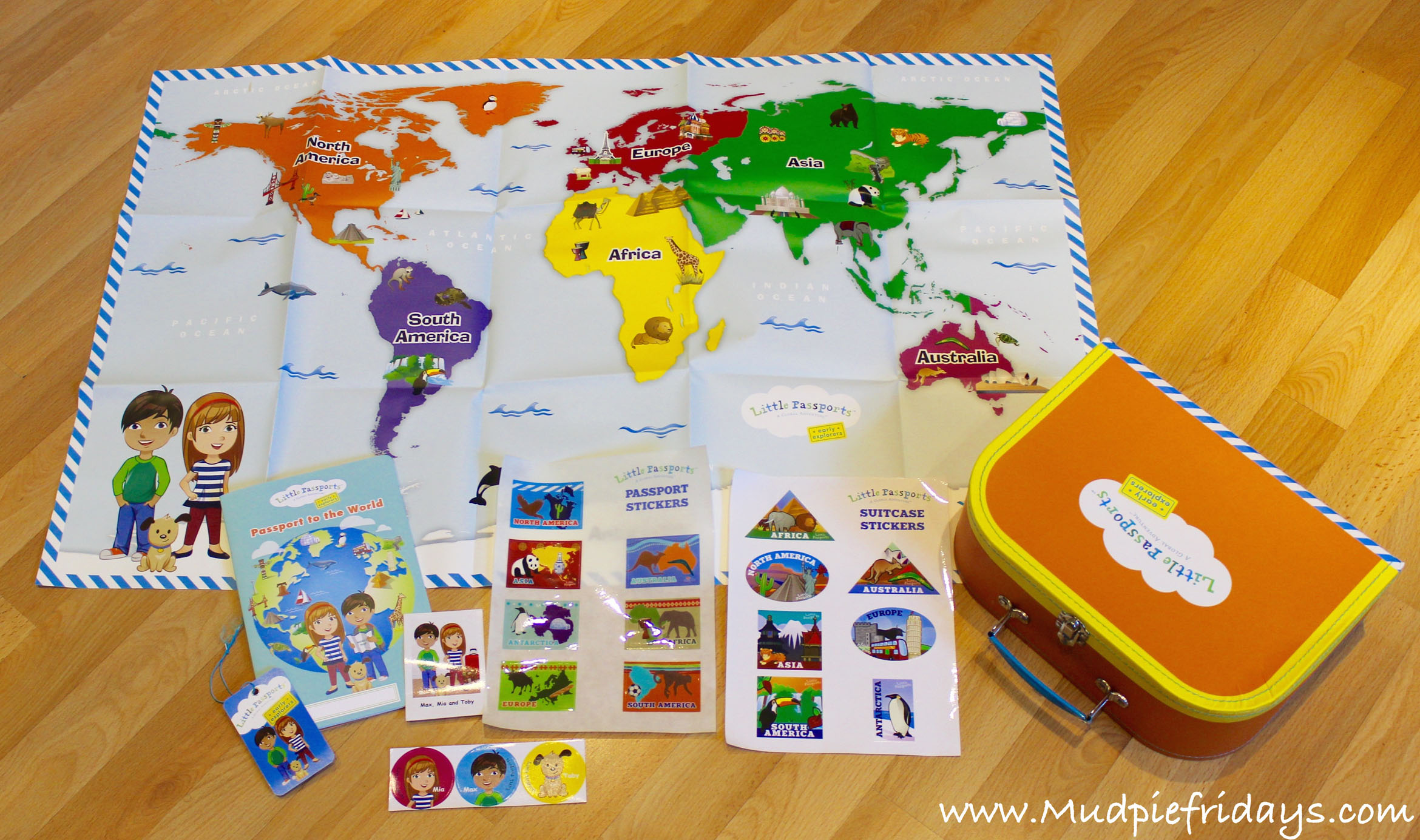 Little Passports Early Explorers