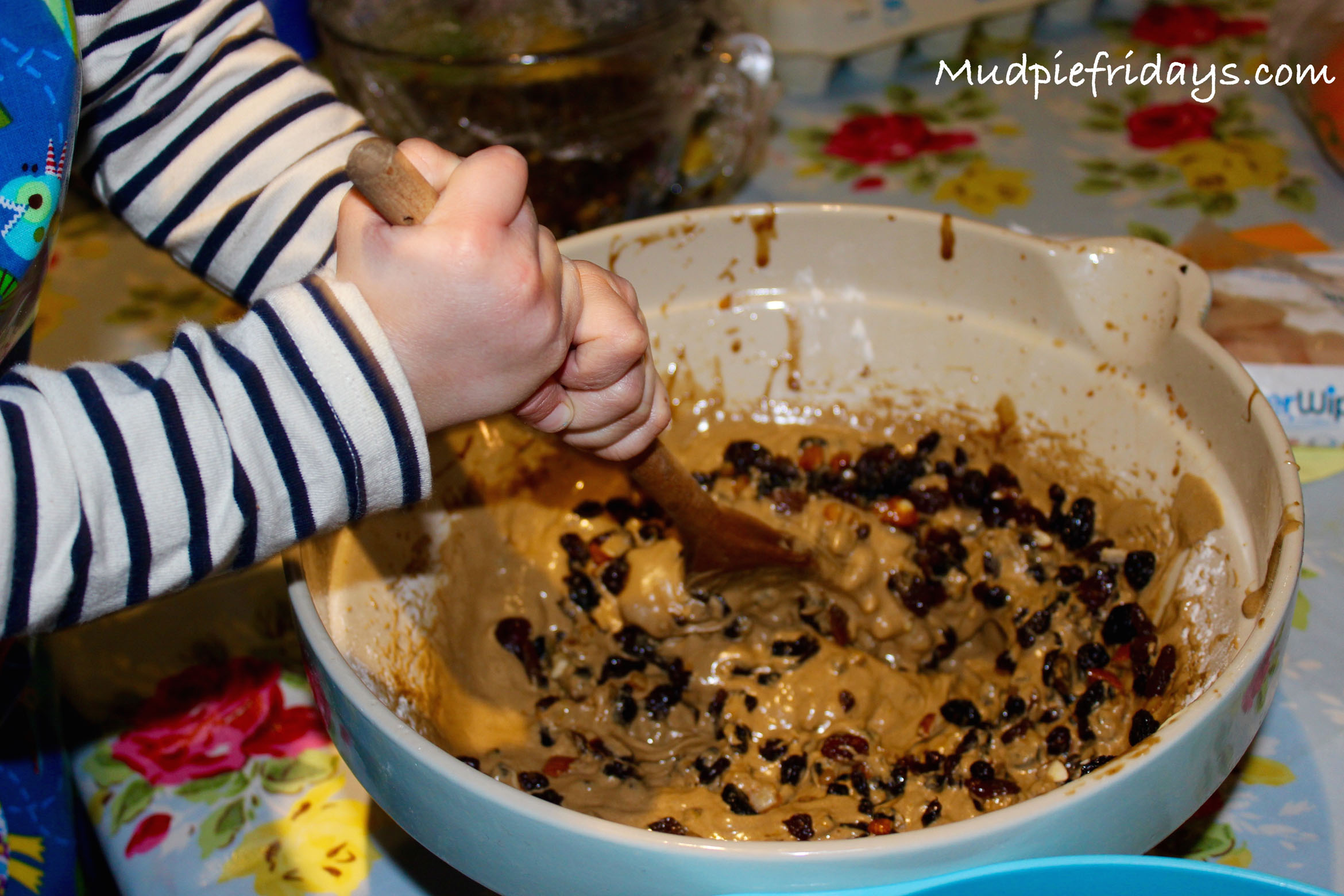 How to make christmas cake -  Making Christmas Cake