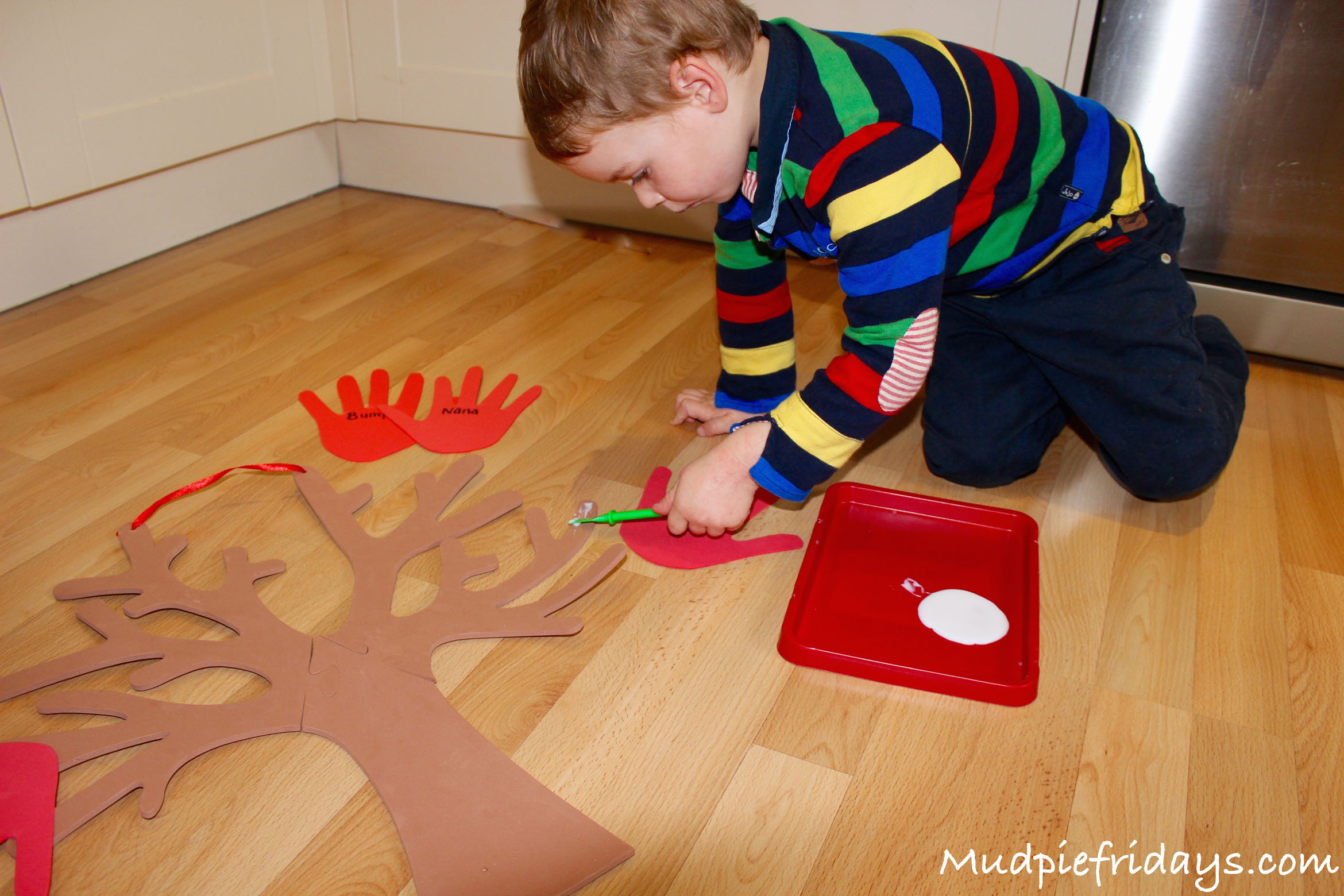 Teaching a Preschooler about Family Relationships