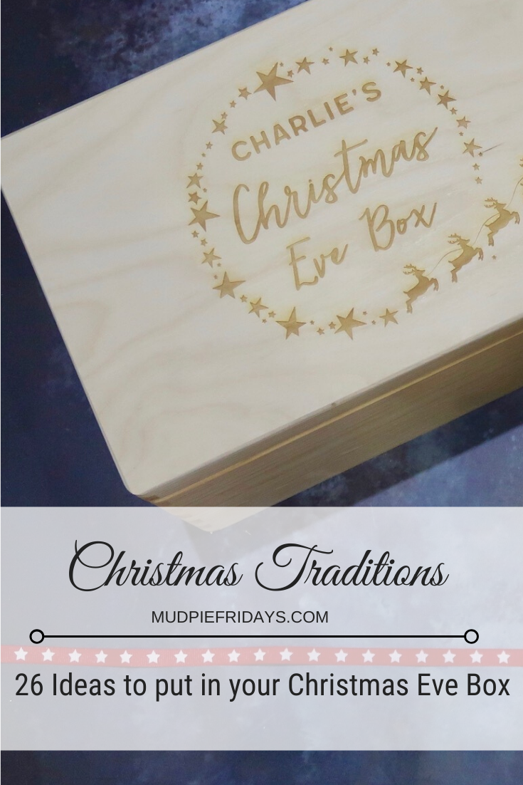 26 Ideas To Put In Your Christmas Eve Box Mudpiefridays Com