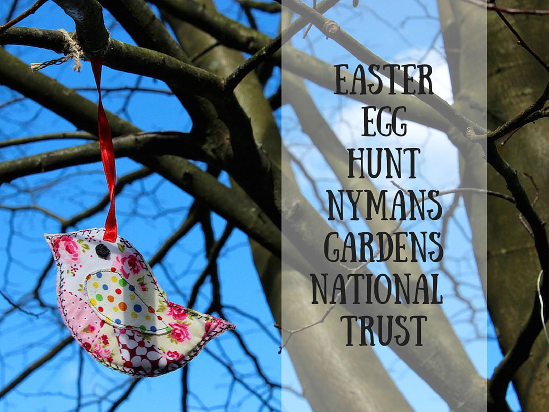 Easter EggHuntNymansGardensNational Trust