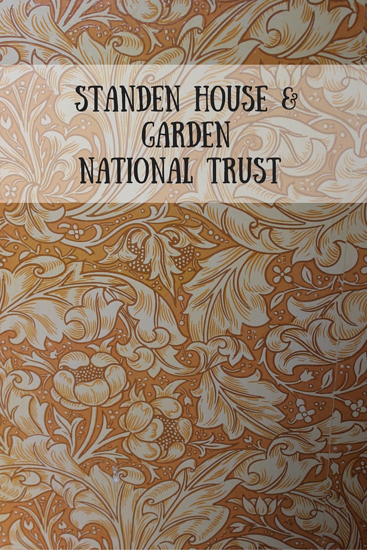 Standen House &Garden - National Trust