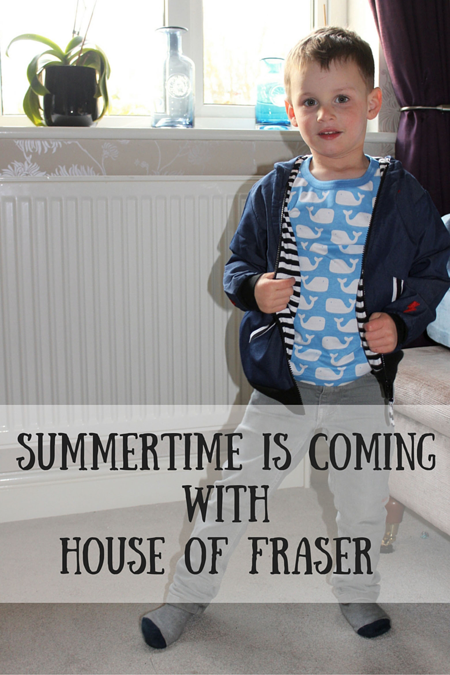 Summertime is ComingwithHouse of Fraser