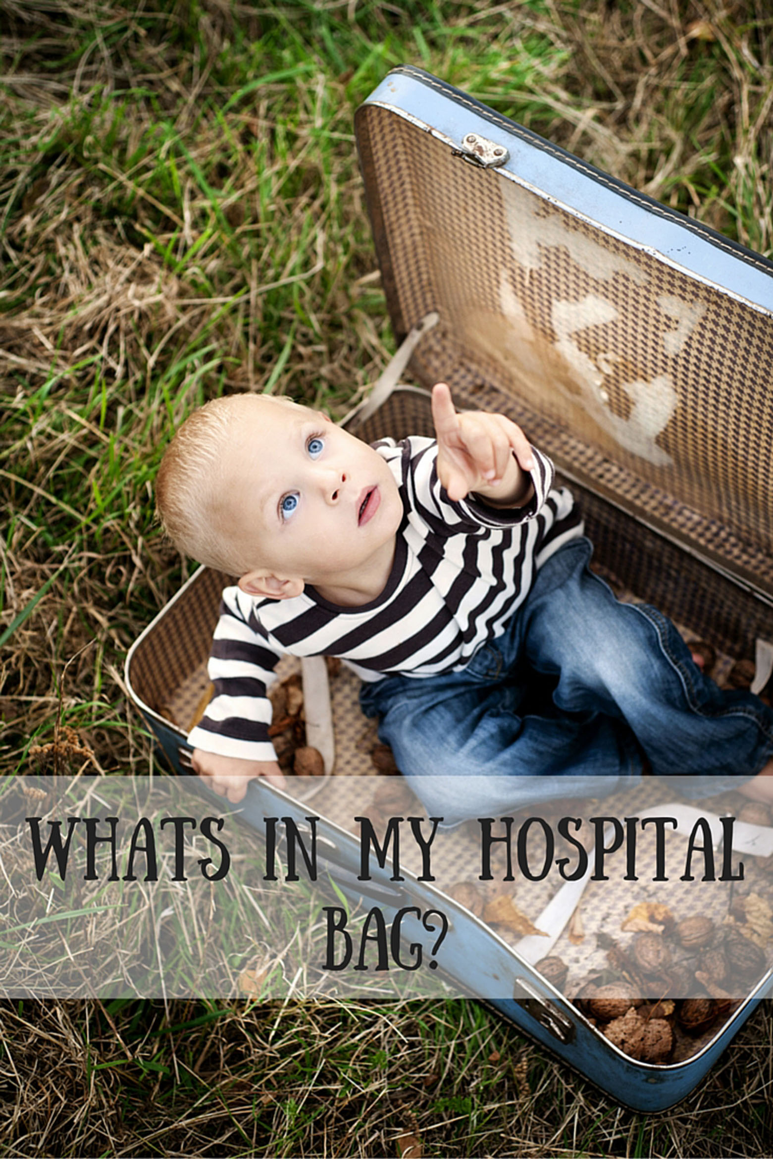 Whats in my hospital bag