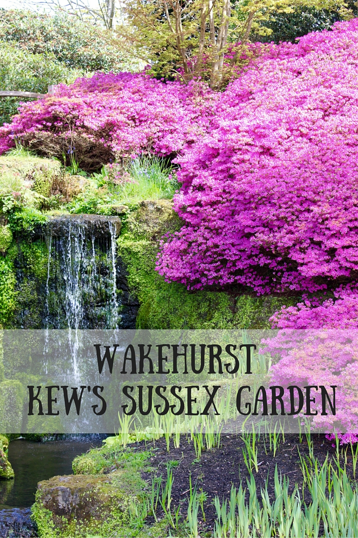 Wakehurst Kew's Sussex Garden