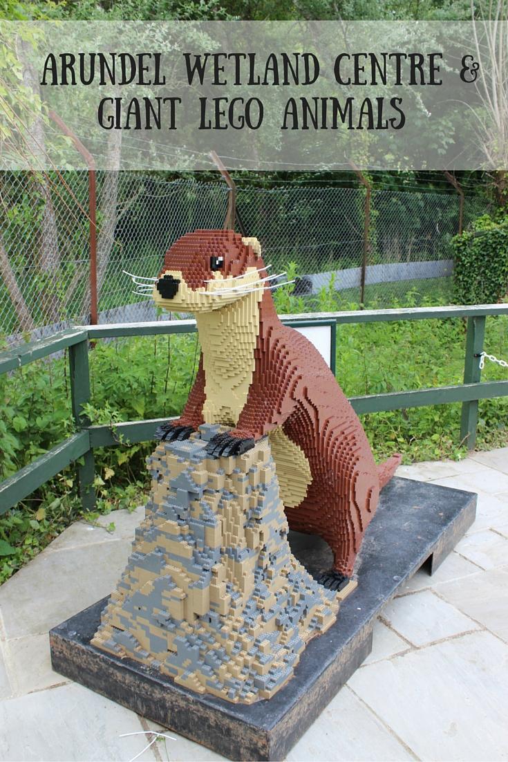 Arundel Wetland Centre & giant lego animals