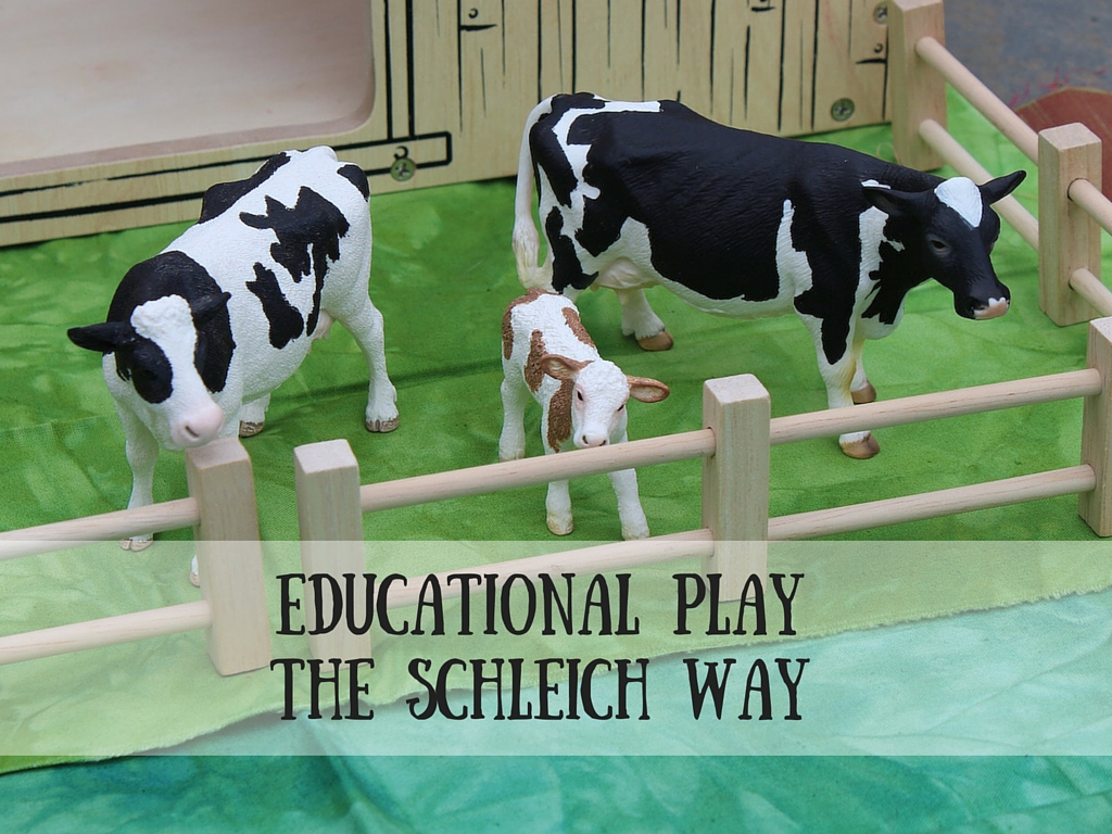 Educational Playthe Schleich Way
