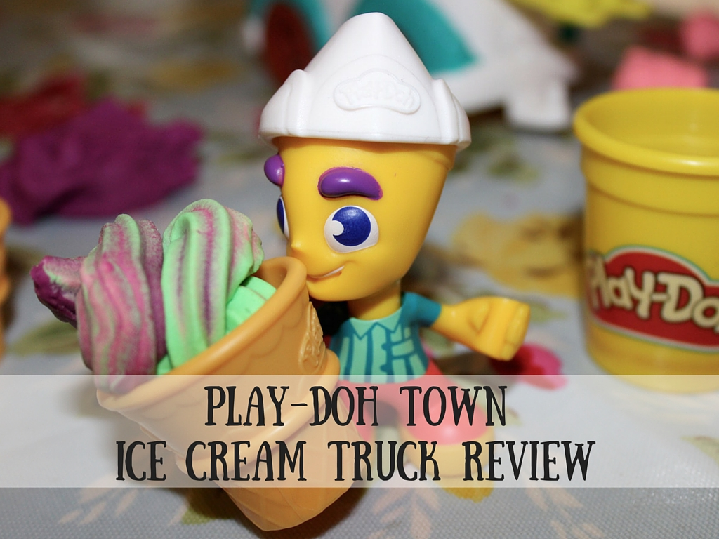 Play-Doh TownIce Cream Truck Review