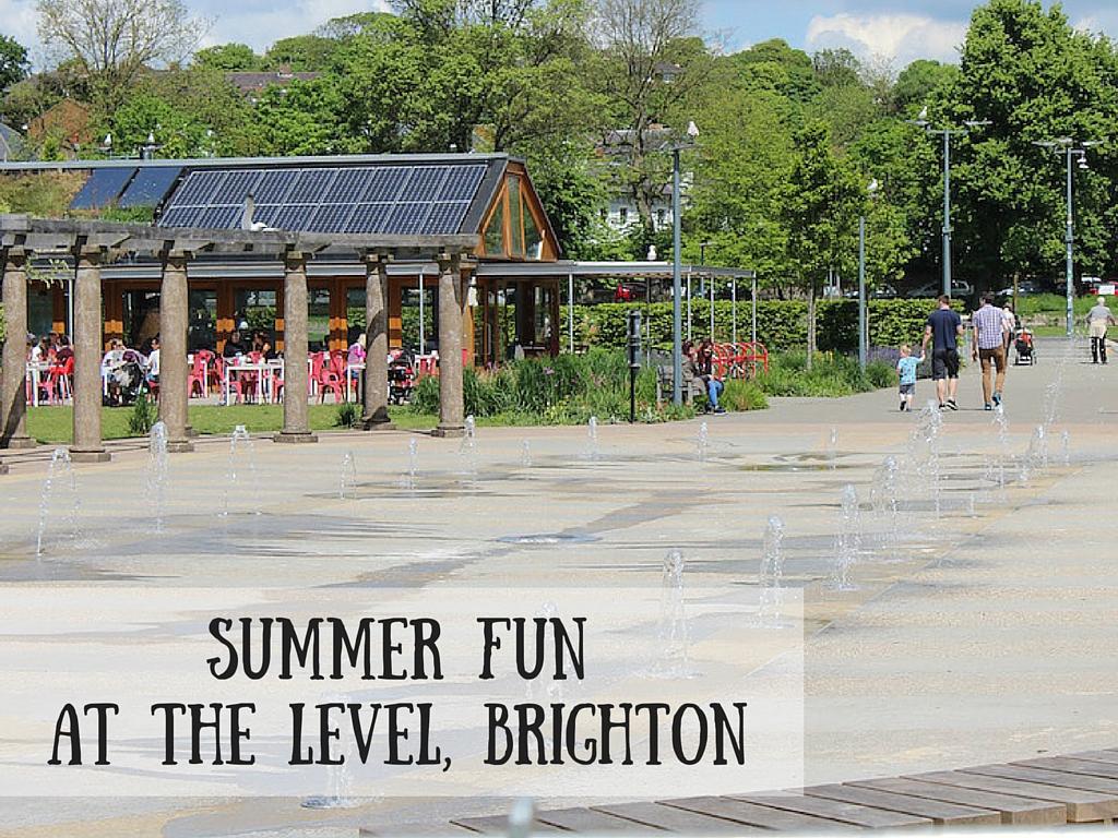 Summer fun at The Level, Brighton