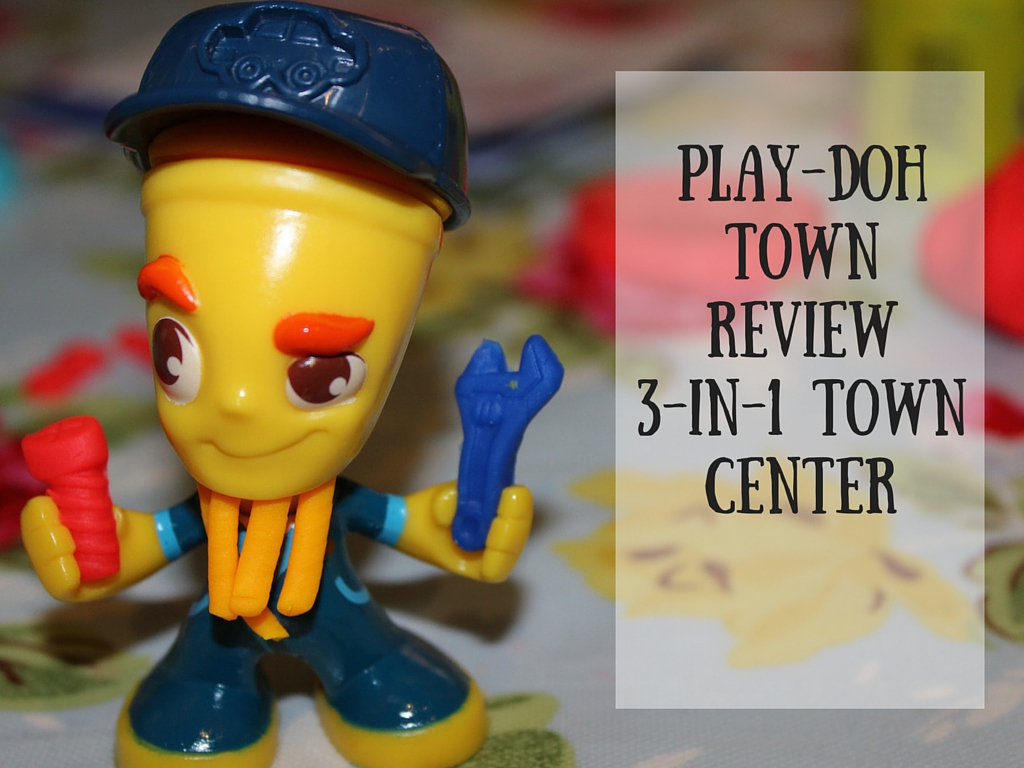 Play-DohTownReview3-in-1 TownCenter