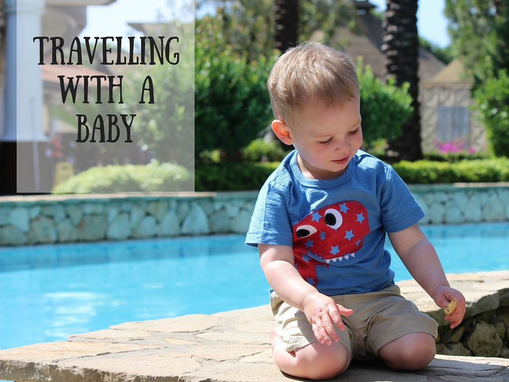 Travellingwith ababy!