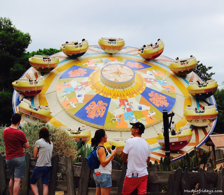 Is PortAventura World suitable for young kids