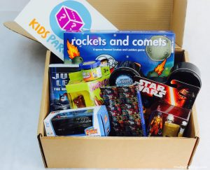 Kids parcel review