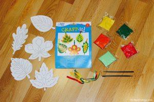 Baker Ross Autumn Crafts
