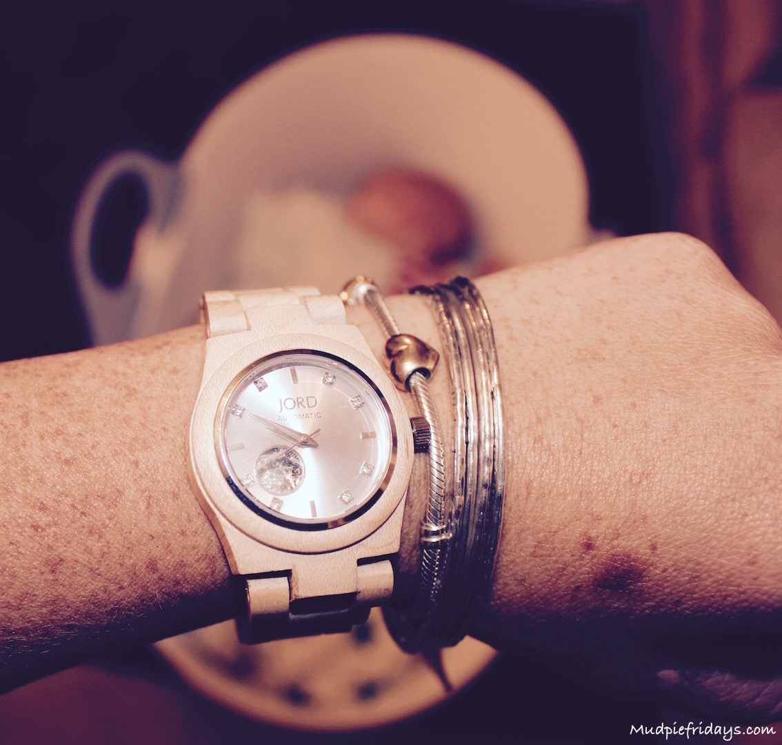 JORD Cora Maple & Silver Watch Review