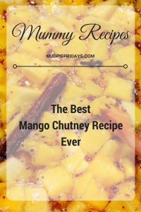 Best Mango Chutney Recipe Ever