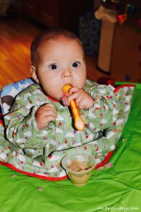 Weaning Diaries weeks 2 and 3