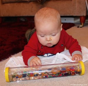 Baby's First sensory tubes and discovery bottles