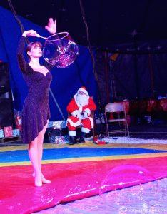 Squires Garden Centre Christmas Circus 2016