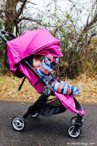 Baby Jogger City Tour Stroller - Perfect Travel Buggy