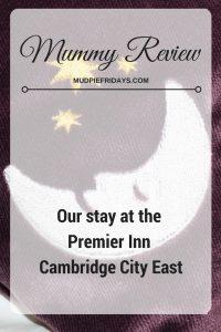 Premier Inn Cambridge City East