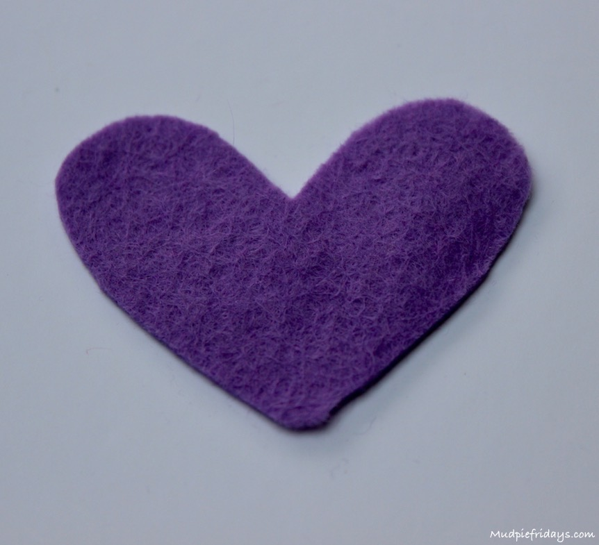 10 minute craft ideas for Valentines Day