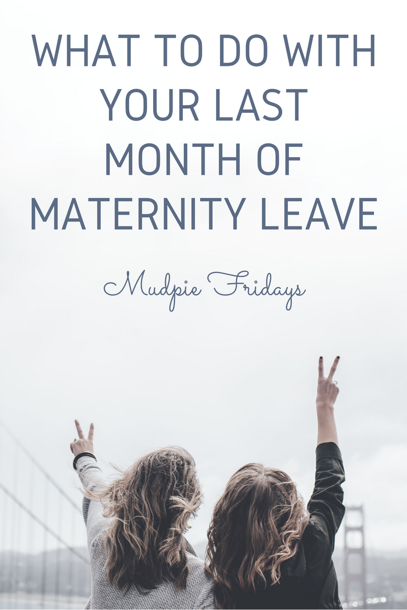 What to do on maternity leave to earn 73