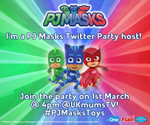 PJMasks Twitter Party