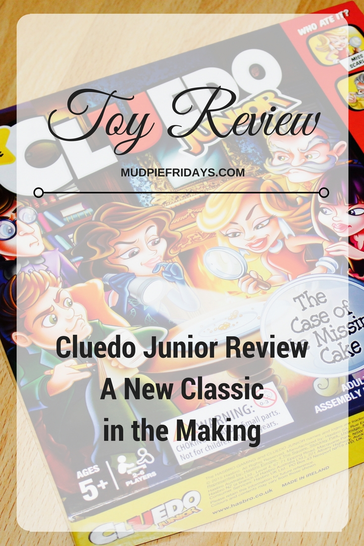 Cluedo Junior Review
