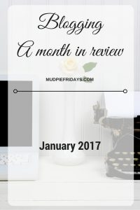 January Blog Review