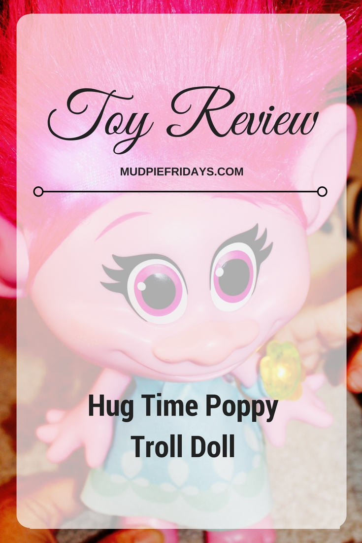 Hug Time Poppy Troll Review
