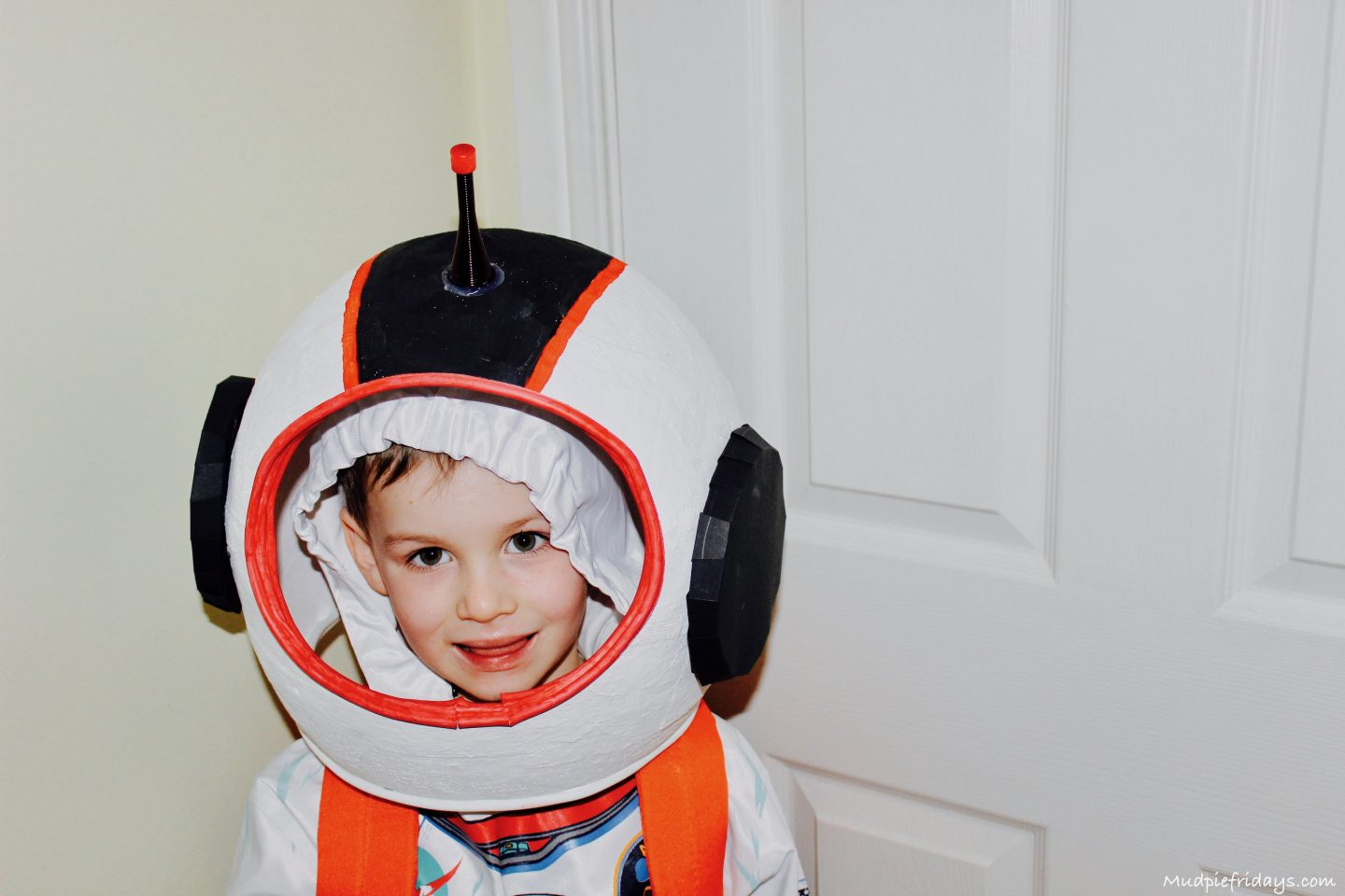DIY Space Helmet