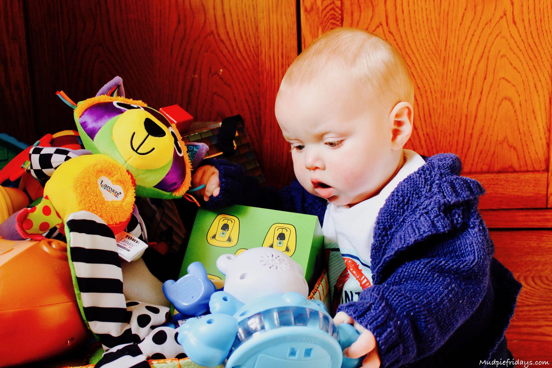 Babys ten month update