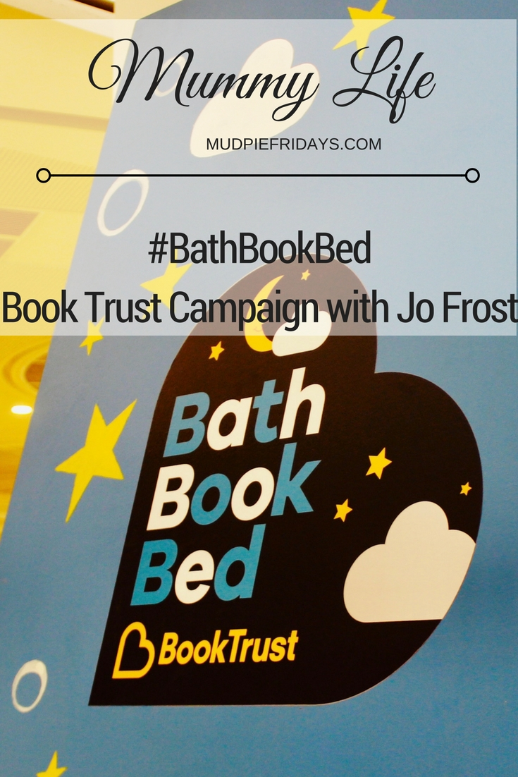 #BathBookBed