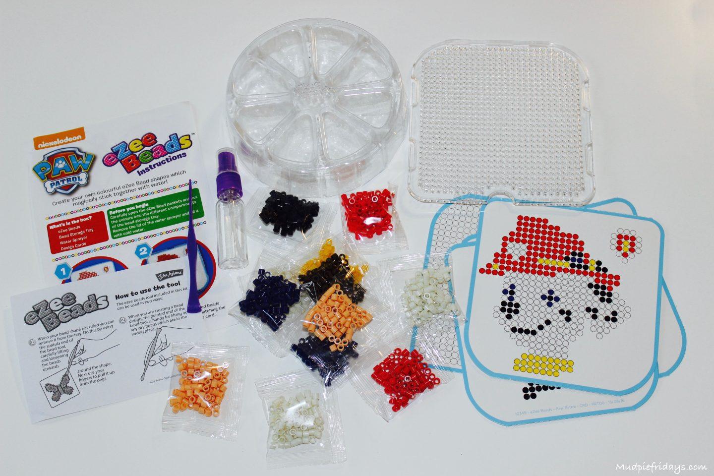 Paw Patrol eZee Beads Set